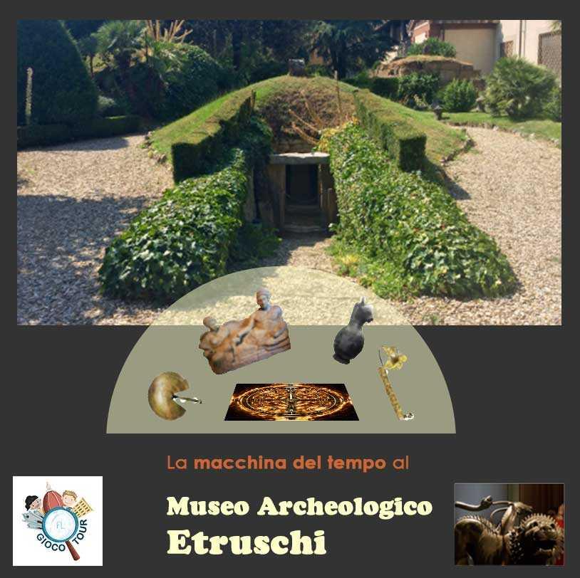 Etruschi: Museo Archeologico