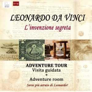 Leonardo Da Vinci. L'invenzione segreta