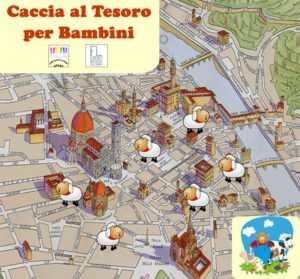 Caccia al tesoro bambini Firenze