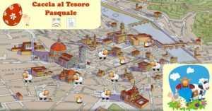 Caccia al tesoro a Firenze