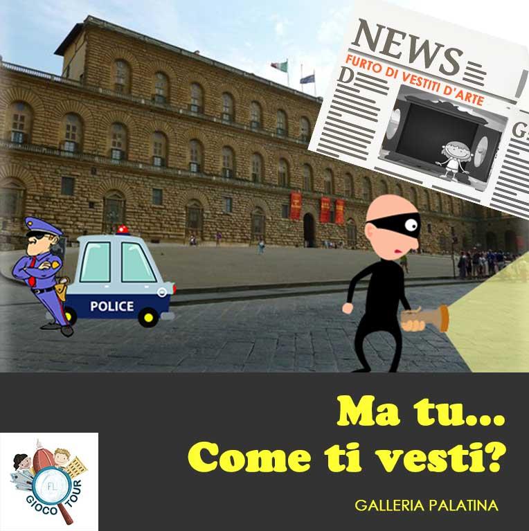 Tour a Firenze per bambini