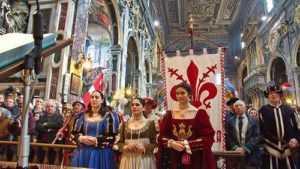 25 marzo: Capodanno Fiorentino