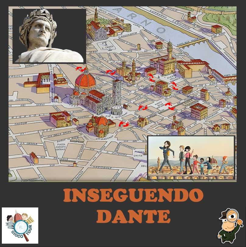 Tour bambini Dante