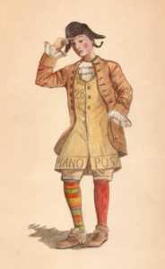 🎭 STENTERELLO: storia e origini della maschera fiorentina