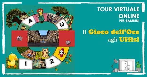 Tour virtuale Uffizi