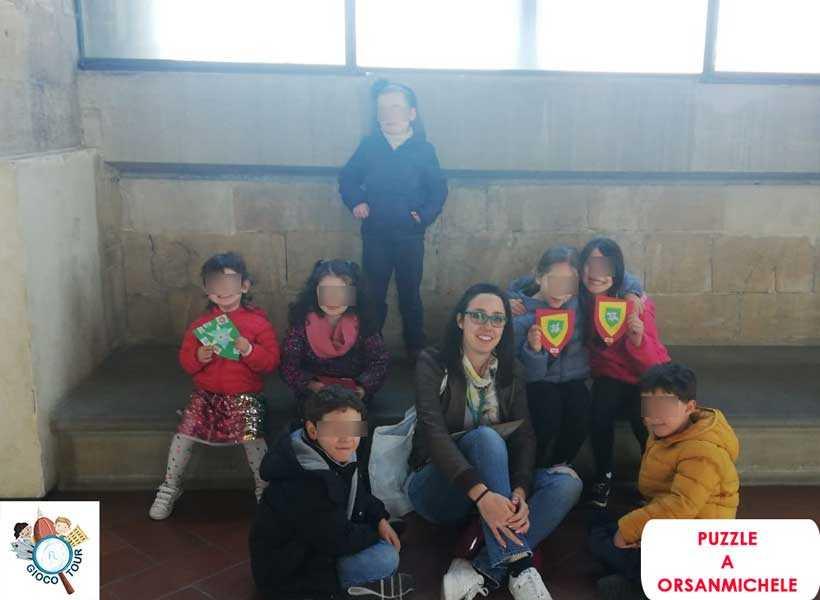 Gioco-tour per bambini