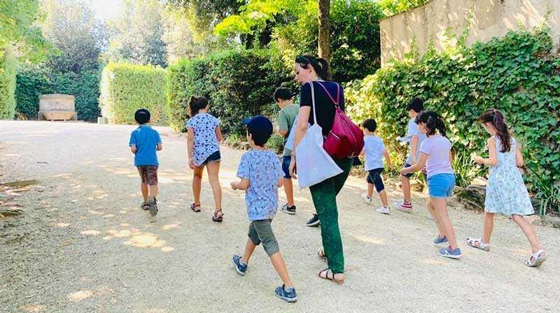visite guidate per bambini