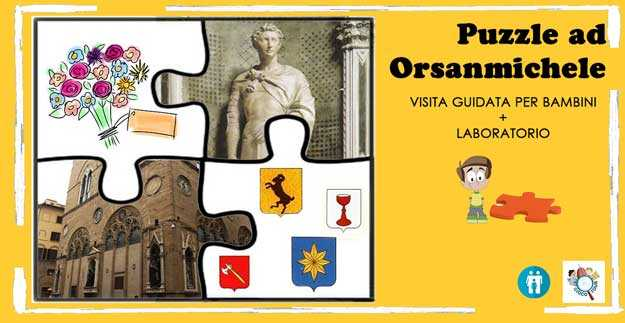 Puzzle a Orsanmichele (gallery)